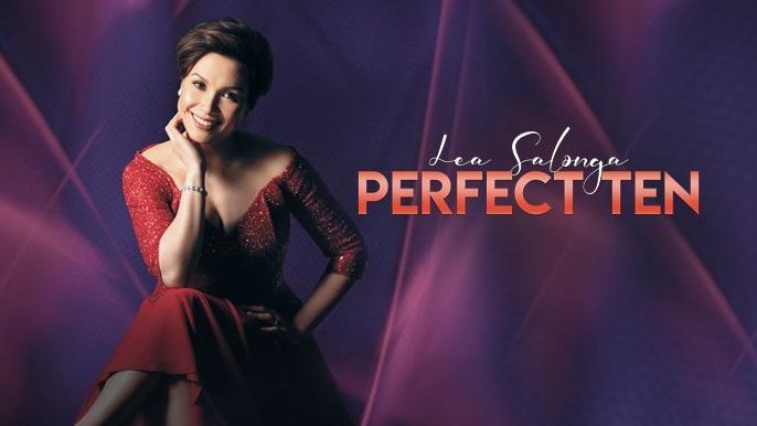 Lea is 'PerfectTen'!