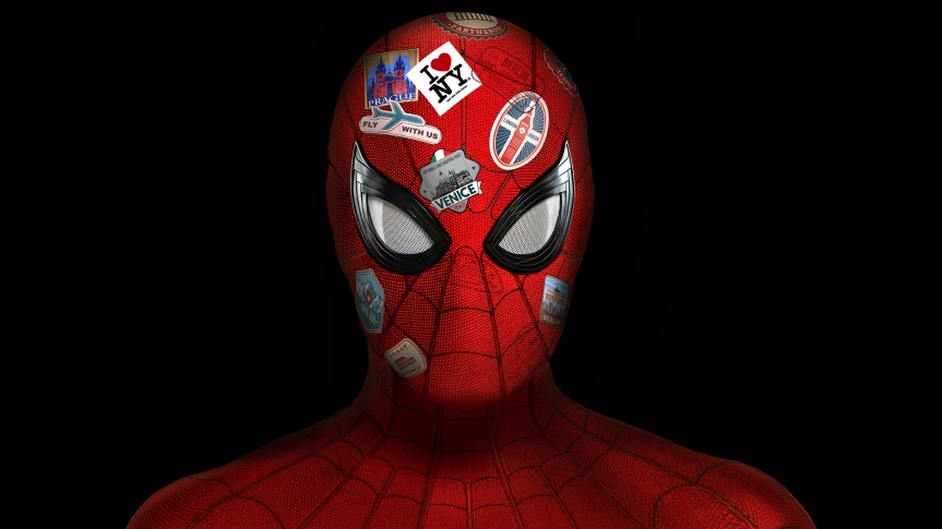 """""""Spider-Man: Far From Home"""" Now the All-Time Biggest Columbia Pictures Film, with P464-MillionGross"""