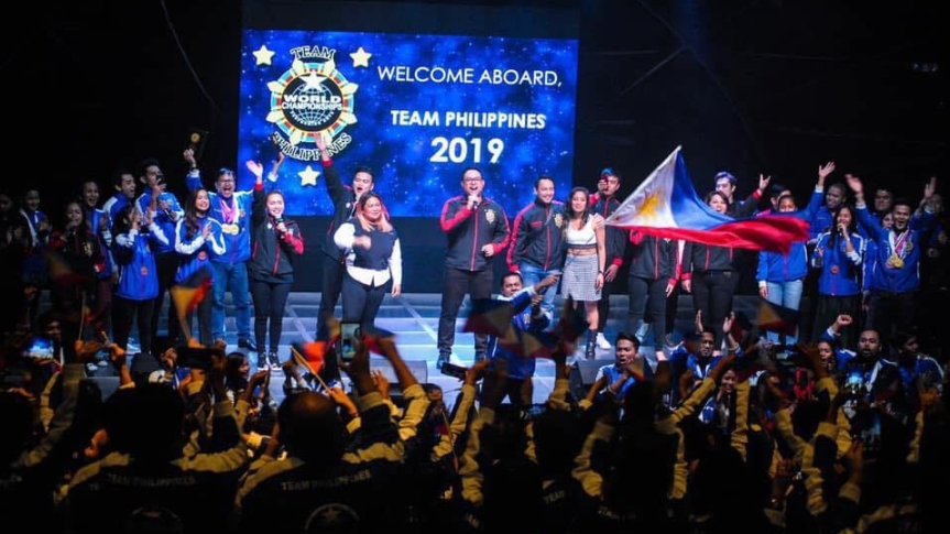 The Philippines Competes in WCOPA Once More!