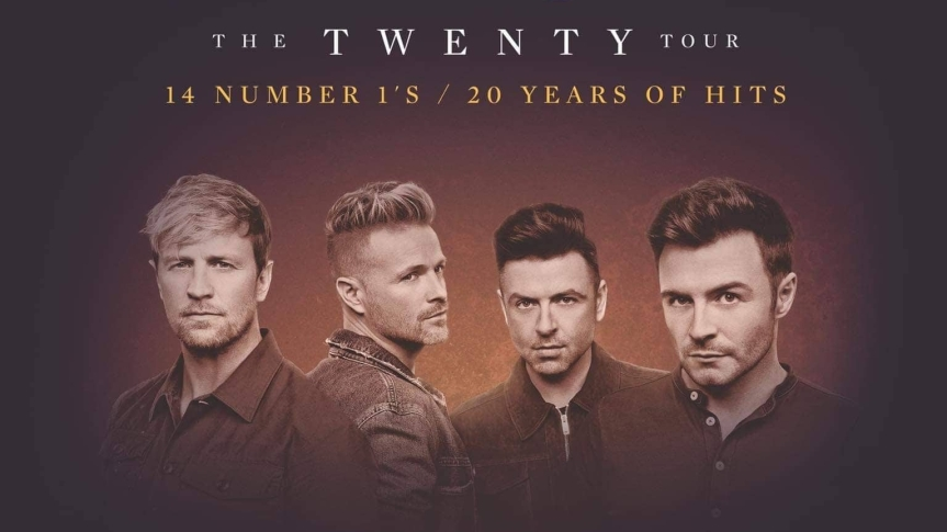 All Systems Go! Last Chance to Catch WESTLIFE 'The Twenty Tour'  on July 29 and30!