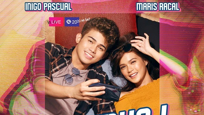 I'm Ellenya L, entry for Pista ng Pelikulang Pilipino 2019 stars Iñigo Pascual and Maris Racal