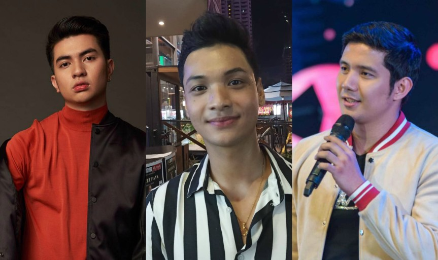 "LA Santos, Carlo Mendoza, at Kiel Alo, successful ang naging concert na ""Three's A Company"""