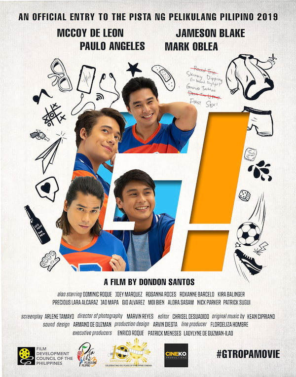 g! poster