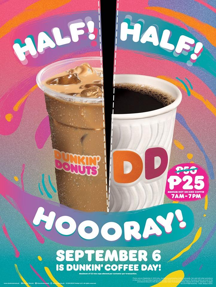 Half! Half! Hoooray! Poster