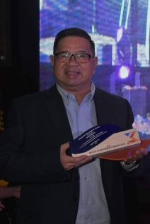 Benjie Liwanag (Generation's New Leader of the Year)