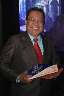 Venecio Legaspi - OFW Hero Award