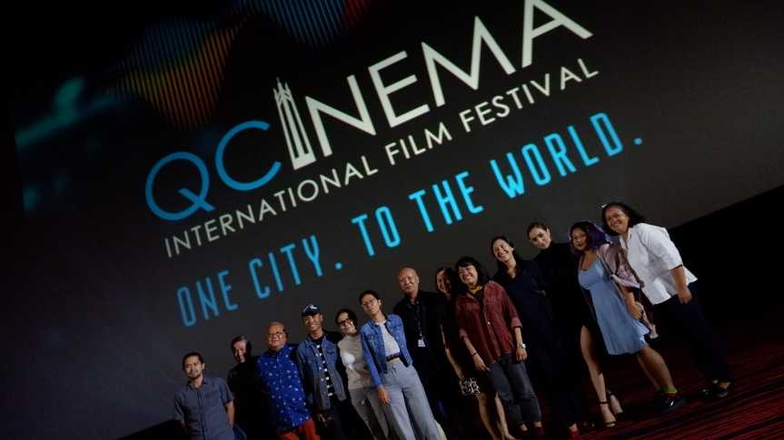 IN PHOTOS: Here's what happened on the first day of QCinema 2019