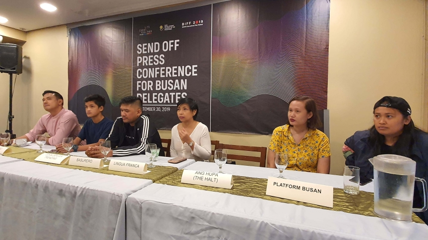 Philippine Cinema goes to Busan