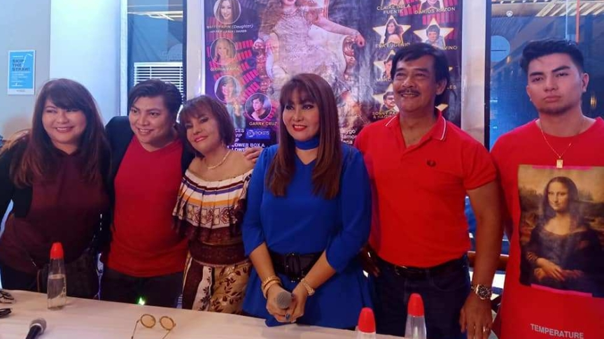 Imelda Papin celebrates her 45th anniversary in the music industry