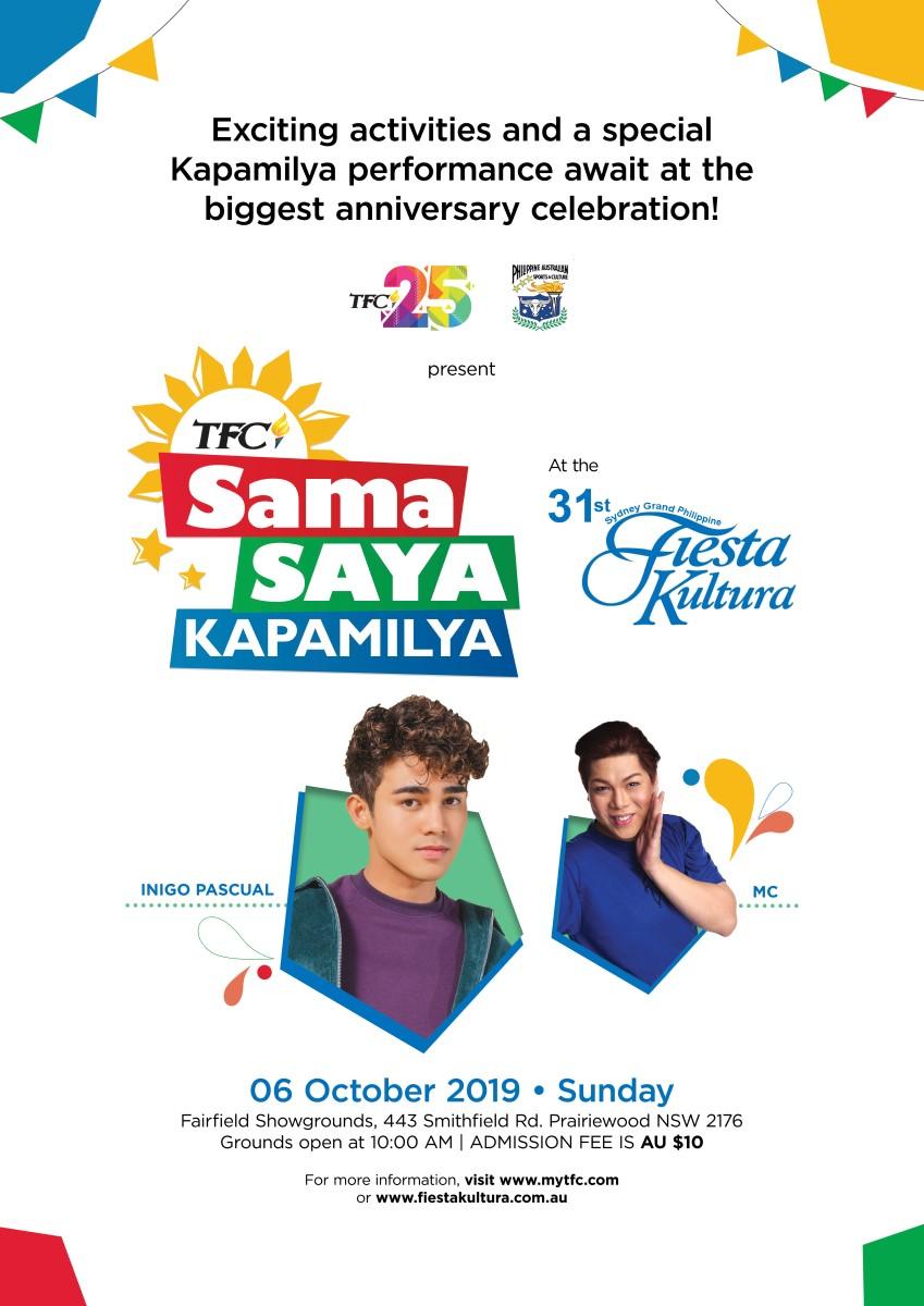 TFC Sama-Saya Kapamilya
