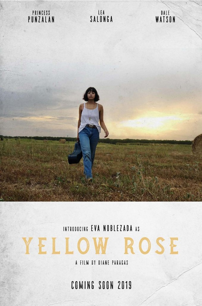 Yellow Rose-poster