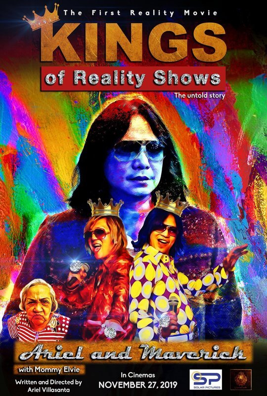 kings of reality shows poster