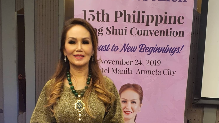 Forecast Made at the Feng Shui ConventionMediacon