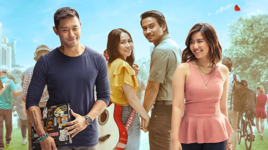 Write About Love:  A Genuine Love Story; TBA Studios' 3rd MMFF Entry
