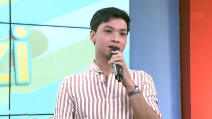 "Watch Out! Carlo Mendoza performs live in ""All in One for Christmas"""