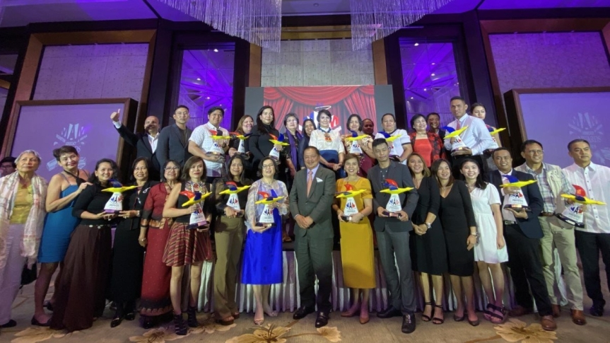 ABS-CBN TFC bags two awards at the Migration Advocacy and Media (MAM) Awards