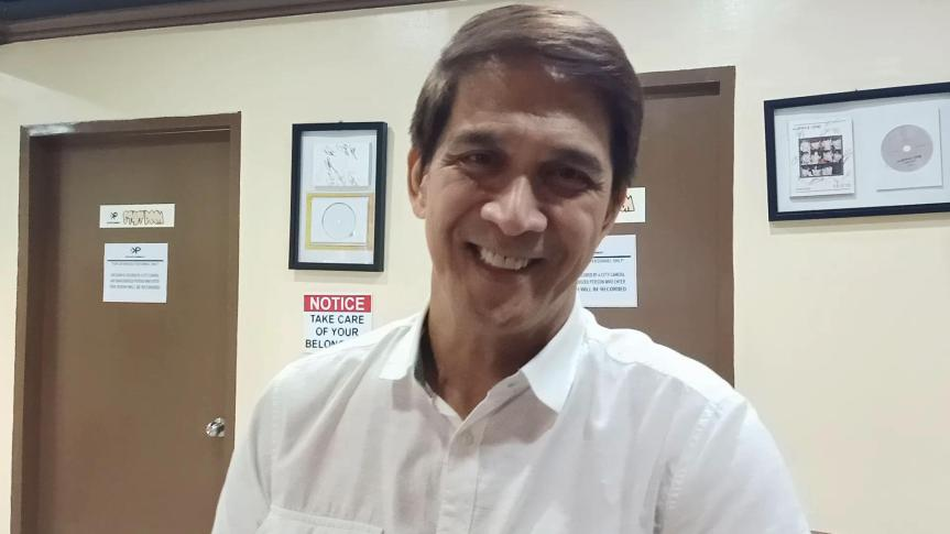 Aktor na si Mike Lloren, pinasok na din ang pagla-line produce ng isangpelikula
