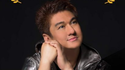 Jojo Mendrez wins the 'Revival Recording of the Year award' in the 11th PMPC Star Awards for Music