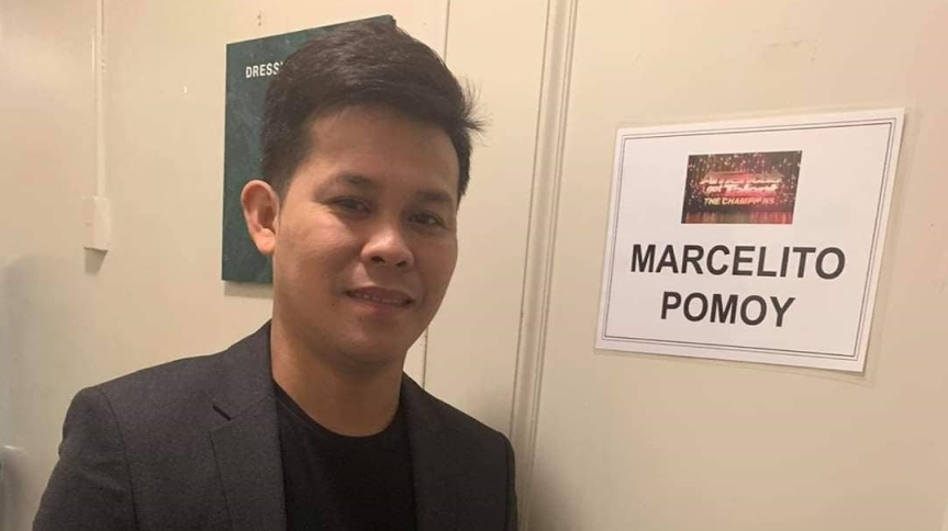 Marcelito Pomoy on his America's Got Talent stint