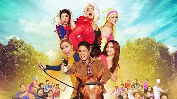 Coco Martin-starrer comedy a hit in Guam, extended in theaters