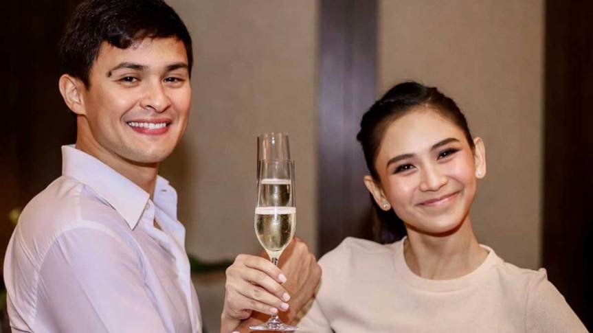 Matteo Guidicelli speaks out!