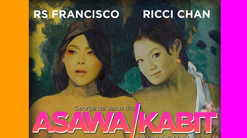 RS Francisco and Ricci Chan plays as a wife and a mistress respectively in Asawa/Kabit