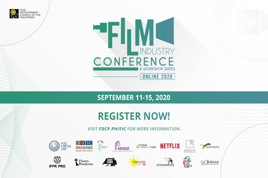 FDCP's Film Industry Conference Goes Online for 2020 Edition