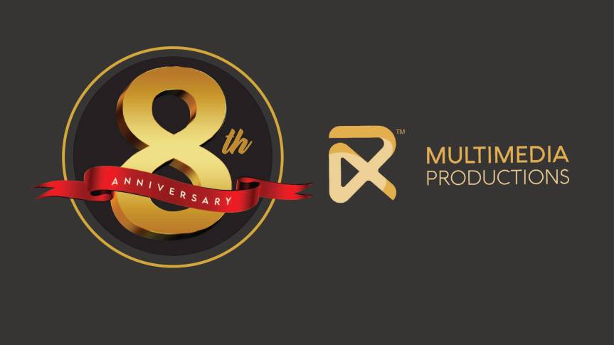 R Multimedia Productions celebrates 8th year anniversary