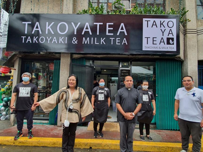 The Lord of Scents Got Busier! Takoyatea (Takoyaki and Milk Tea) itis!