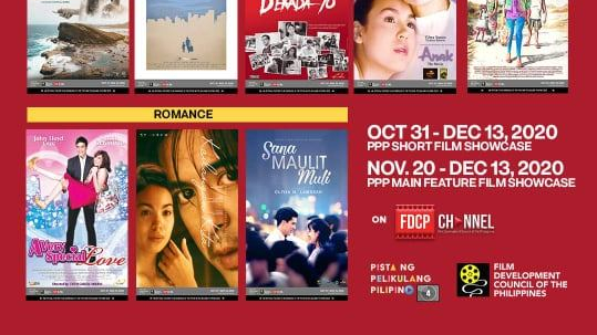 FDCP Updates Pista ng Pelikulang Pilipino Calendar with More Screenings and Events, PPP4 Extended until December 13