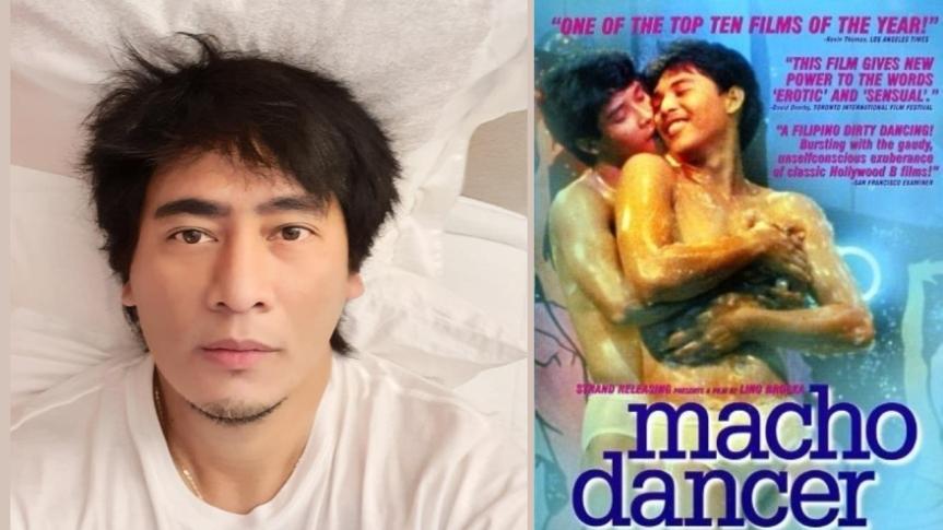 Former Actor Joed Serrano, Fearless Producer of a Daring Film, Anak ng MachoDancer