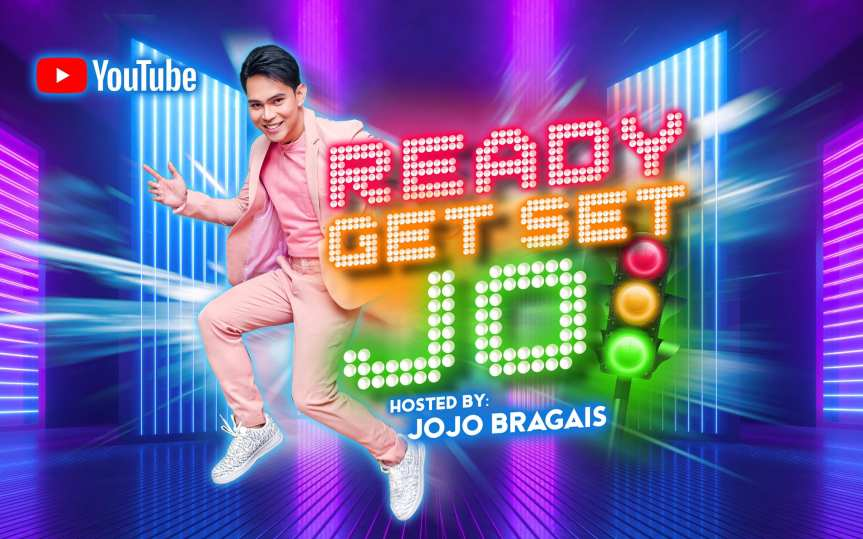 "Jojo Bragais, launches as a host in ""Ready Get Set Jo"""