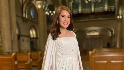 JAMIE RIVERA SINGS PH'S '500 YEARS OF CHRISTIANITY' MISSIONSONG