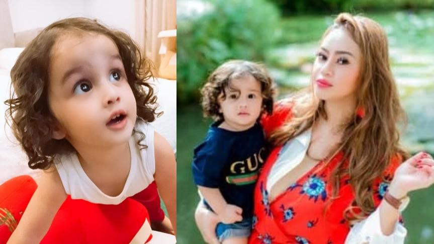 Marinella Moran talks about her son, Alexander Robin Hardman, enteringshowbiz