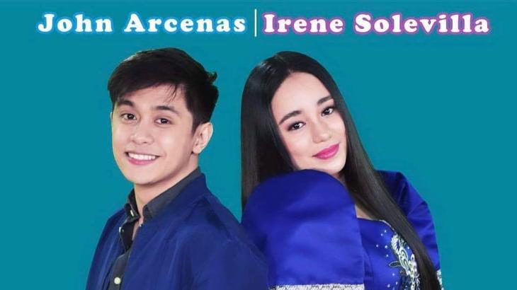 "Friday tambayan kasama sina John Arcenas at Irene Solevilla in ""TeenageTalk"""