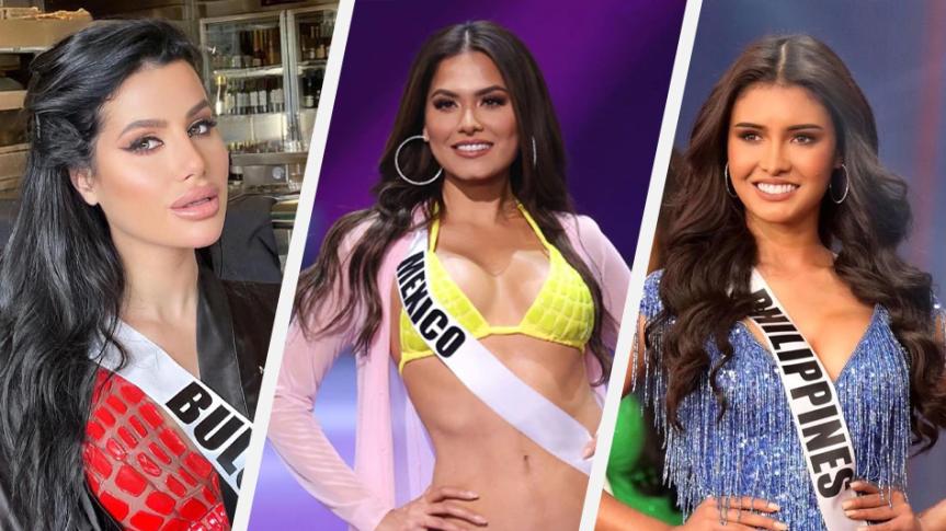 Miss Bulgaria, hindi raw deserving manalo si Miss Mexico sa 69th MissUniverse