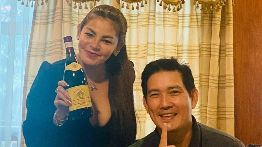 ACTOR RICHARD YAP JOINS AIDA PATANA AS NEW ENDORSER OF MICHELE LHUILLIERWINES