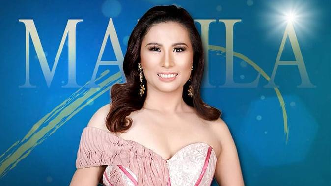 Mrs. Universe Philippines 2021 Candidate #10 Christine Escalante, Propitious – RepresentingMANILA