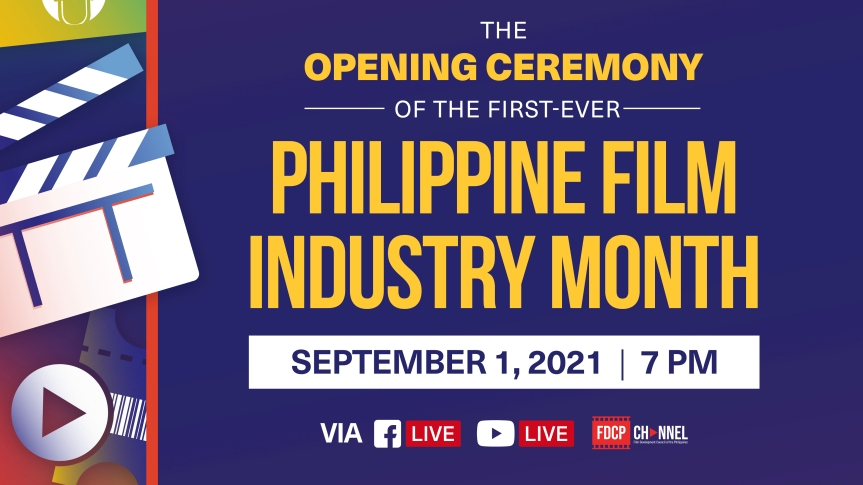 PHILIPPINES WILL CELEBRATE AND COMMEMORATE THE HERITAGE, SIGNIFICANCE, AND LEGACY OF CINEMA THROUGHFDCP